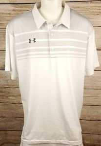 Under Armour HeatGear Golf Polo Shirt 3XL
